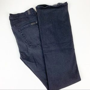 7 For All Mankind Skinny Bootcut Jeans Size 32